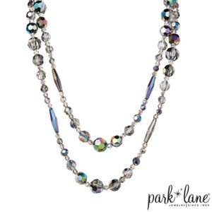 Park Lane Jewelry Fire & Ice Necklace
